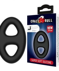 "Super Soft Dual Silicone Ring ""Crazy Bull"" 19.5mm"