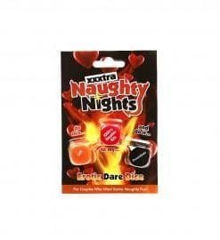 XXXtra Naughty Nights Erotic Dare Dice