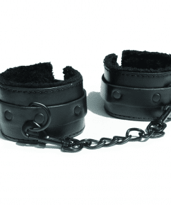 Shadow Fur Handcuffs