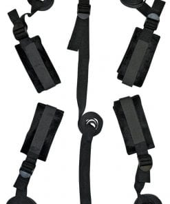 S&M Bed Bondage Restraints