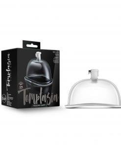 Temptasia Vulva Cup - Clear
