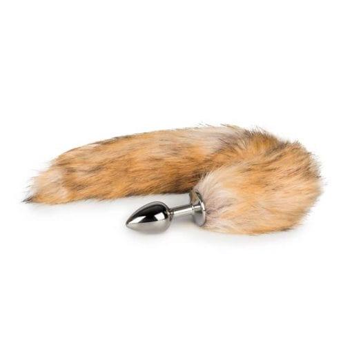 Fox Tail No. 1 Silver Plug