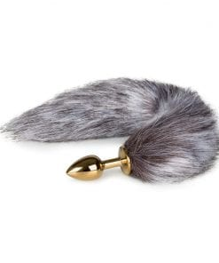 Fox Tail No. 5 - Gold Plug