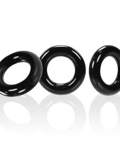 Willy Rings Black