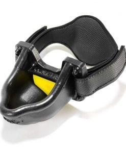 Urinal Gag Black/Yellow