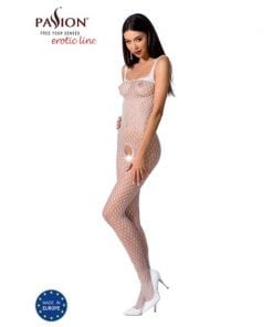 Bodystocking BS071 White