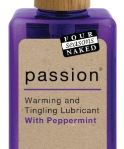 Four Seasons Passion Peppermint Lube 200ml