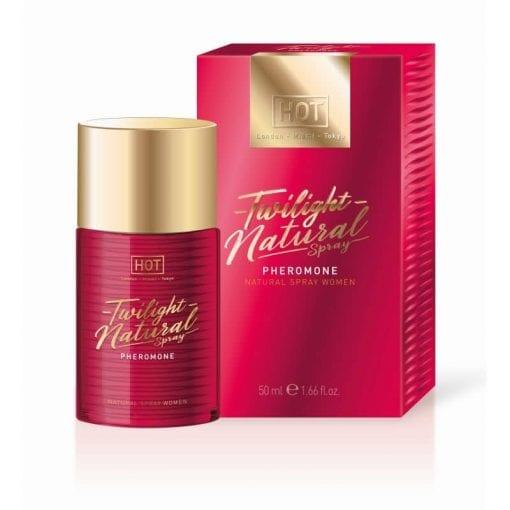 HOT Twilight Pheromone Natural Spray Women 50ml