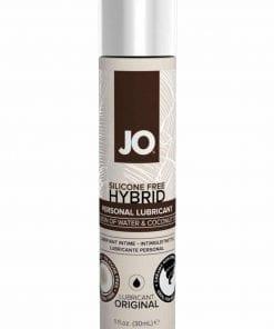 JO Coconut Hybrid Lubricant 1 Oz / 30 ml Original (T)