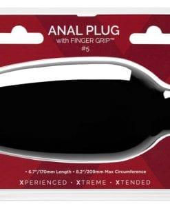 Xplay Finger Grip Plug 5L