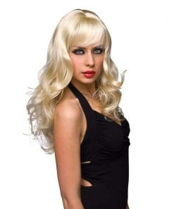 Joey Wig Platinum Blonde