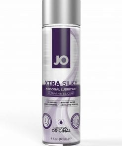 JO Extra Silky Thin Silicone 4 Oz / 120 ml
