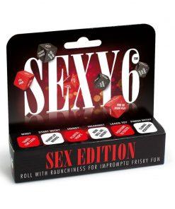Sexy 6 Sex Edition