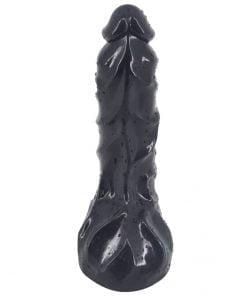 Thick Realistic Penis Dildo Black